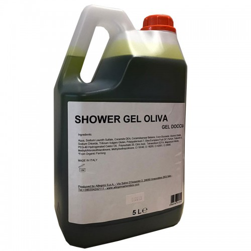 Tanica Shampoo/doccia Olio...